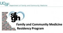 Image of UCSF/SFGH Family Medicine Residency logo